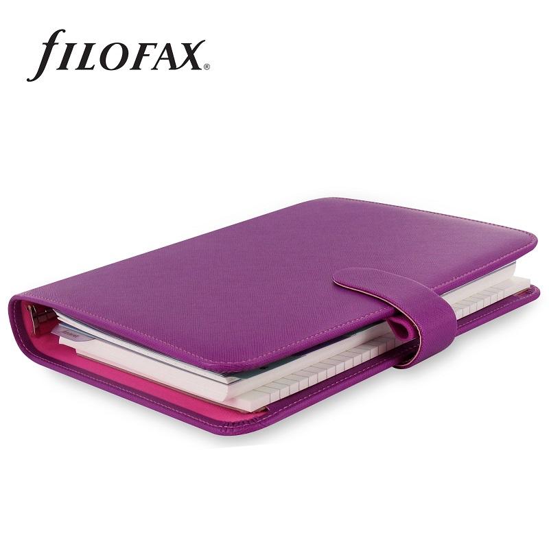 Filofax Saffiano A5 Málna - ba1bfe8901
