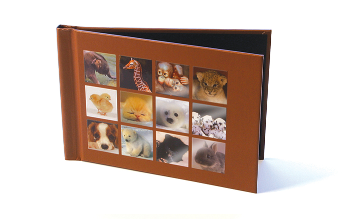 Unibind Mybook Animals album -