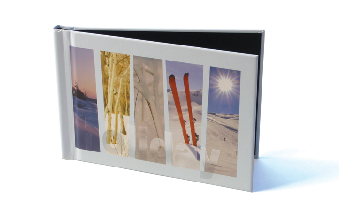 Unibind Mybook Holiday Winter album -